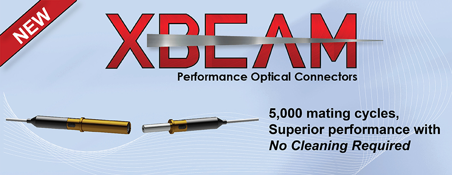 Xbeam Performance Optical Connector