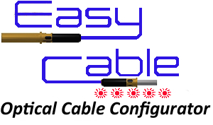Optical Easy Cable configurator